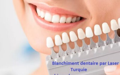 blanchiment dentaire Turquie